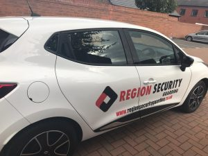 Region Security Guarding