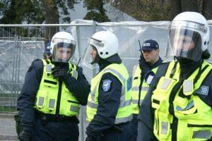 Region Security Guarding