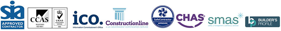 Security, Company, Companies, Guards, Services, Birmingham, Manchester, Wolverhampton, accreditations