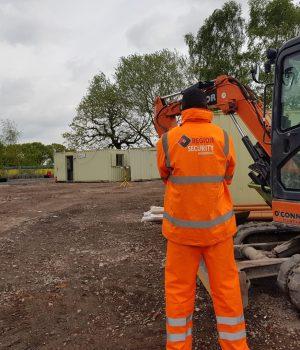 Security, Company, Companies, Guards, Services, London, Construction, building, site
