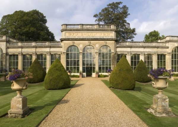 Castle Ashby Gardens Security