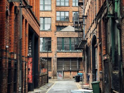 Manchester, History, Security, Guards, Change