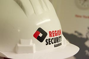 Hard hat for security in Manchester