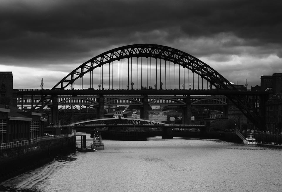 The worst affected areas for crime in the North East of England