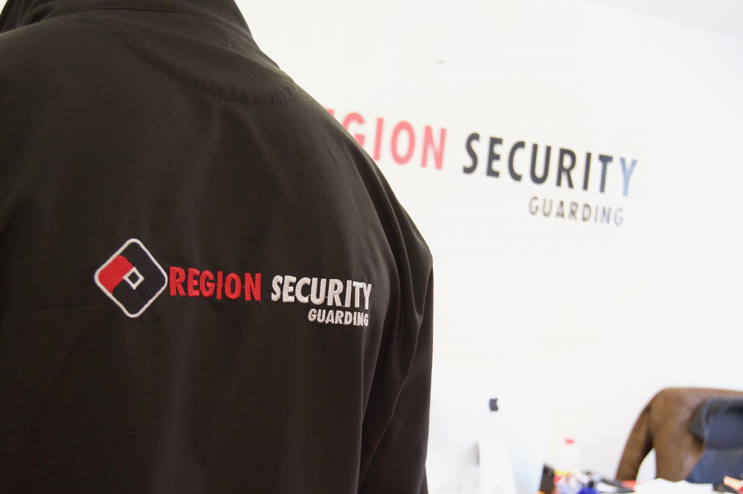 Public security guard services