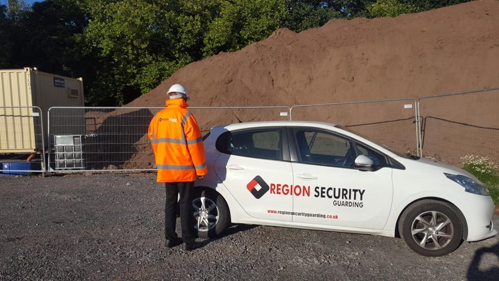 Security Company Livingston