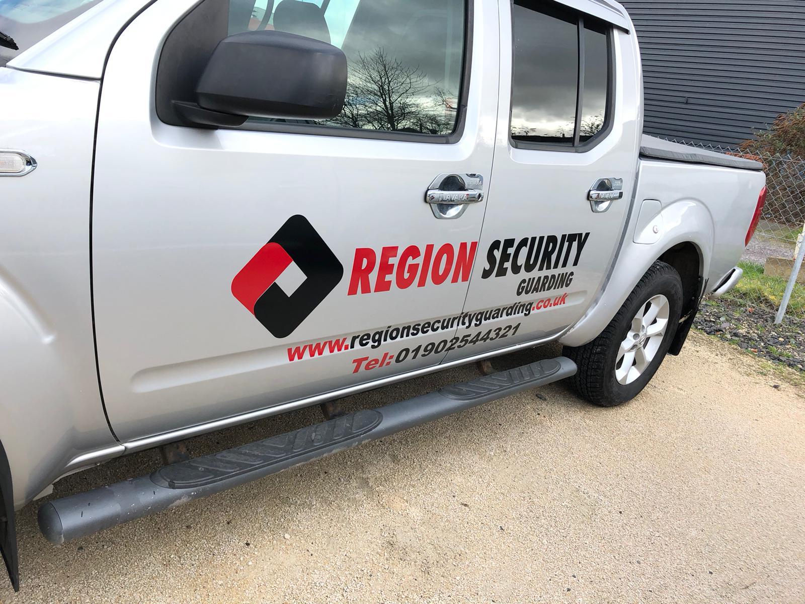 Security Company Powys