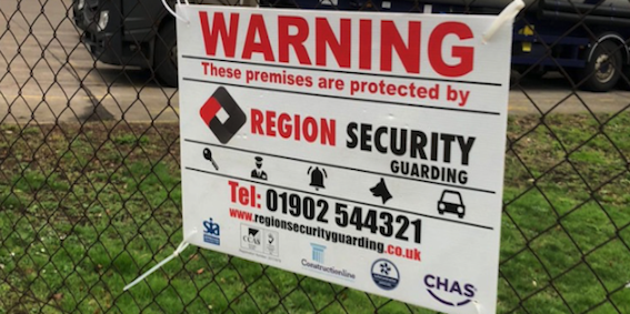 security company wales