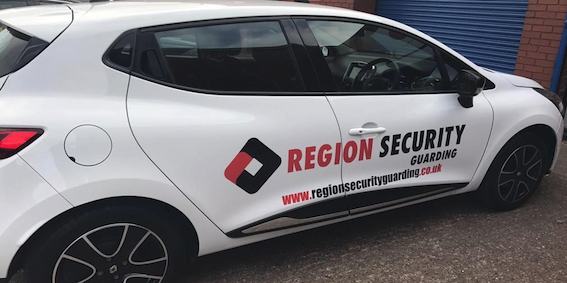 security wales