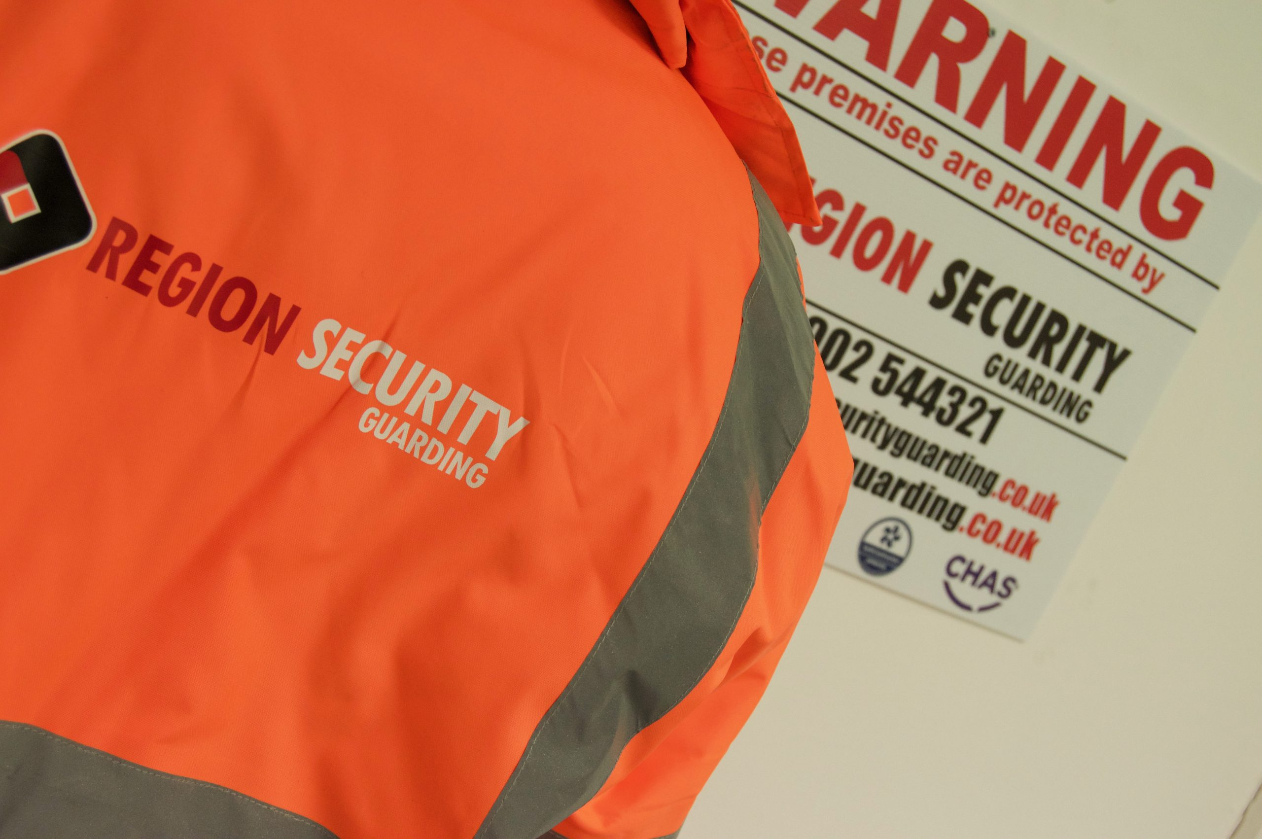 factory security guard services