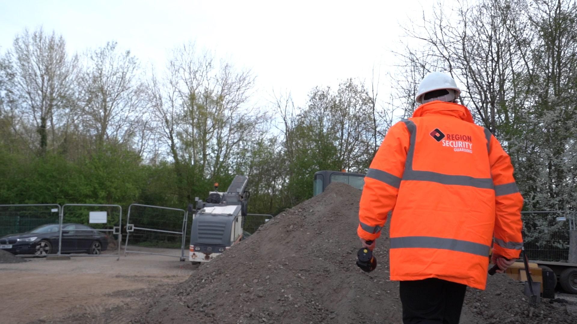 building site security