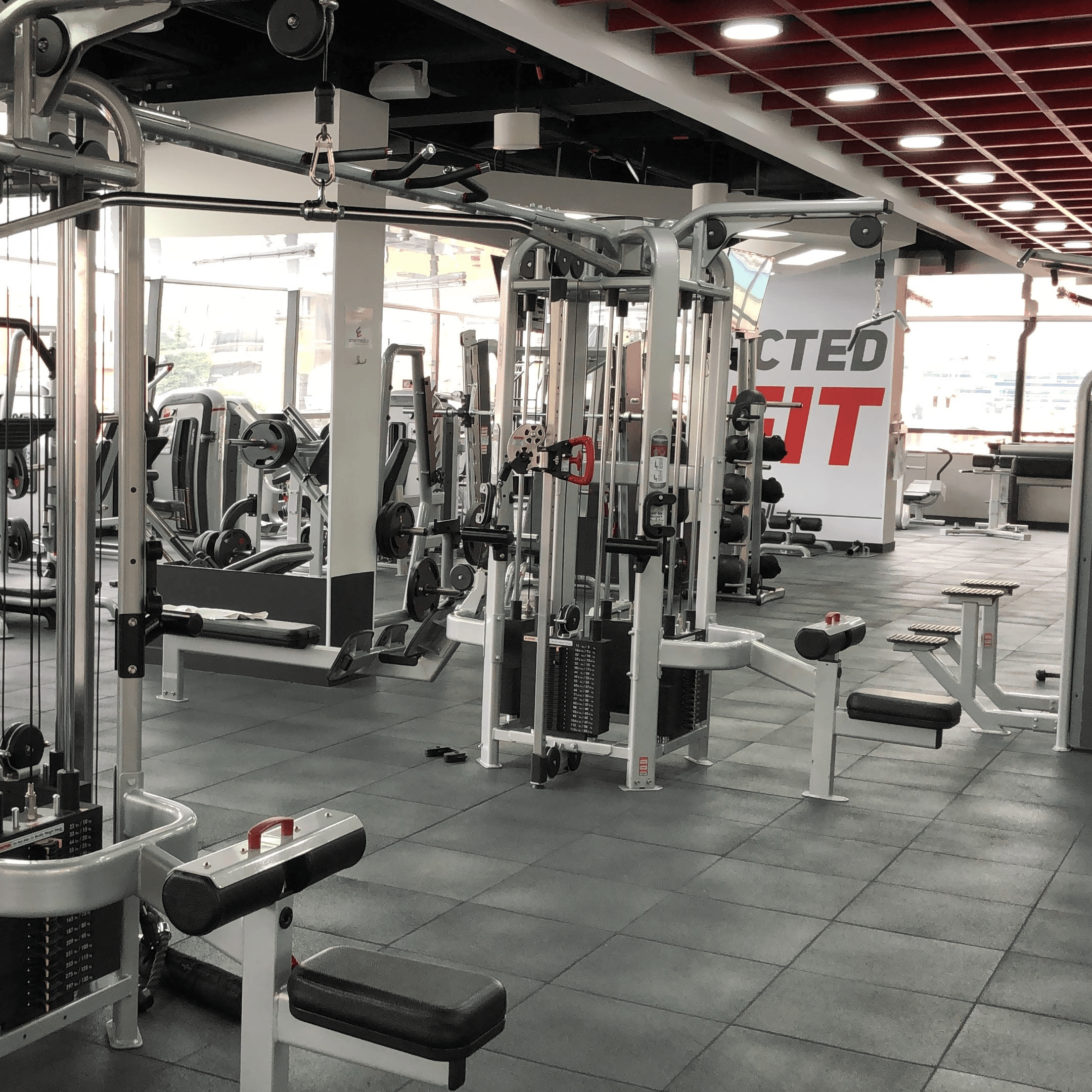 gym security services