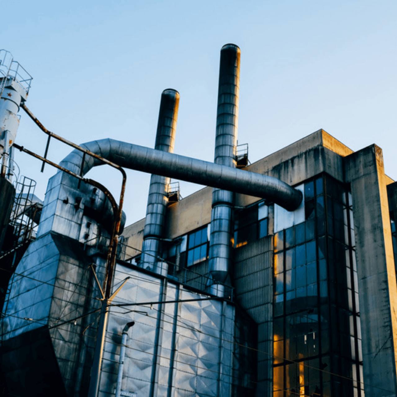 power plant security services