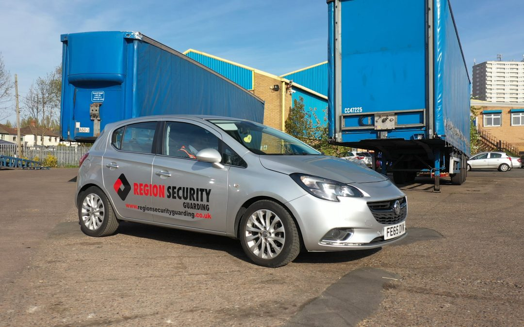what is mobile patrol security