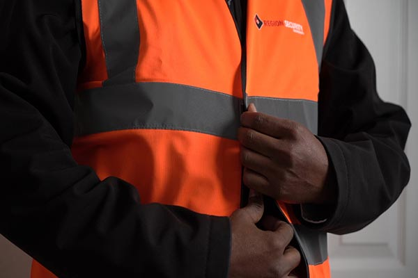 Construction Security in London