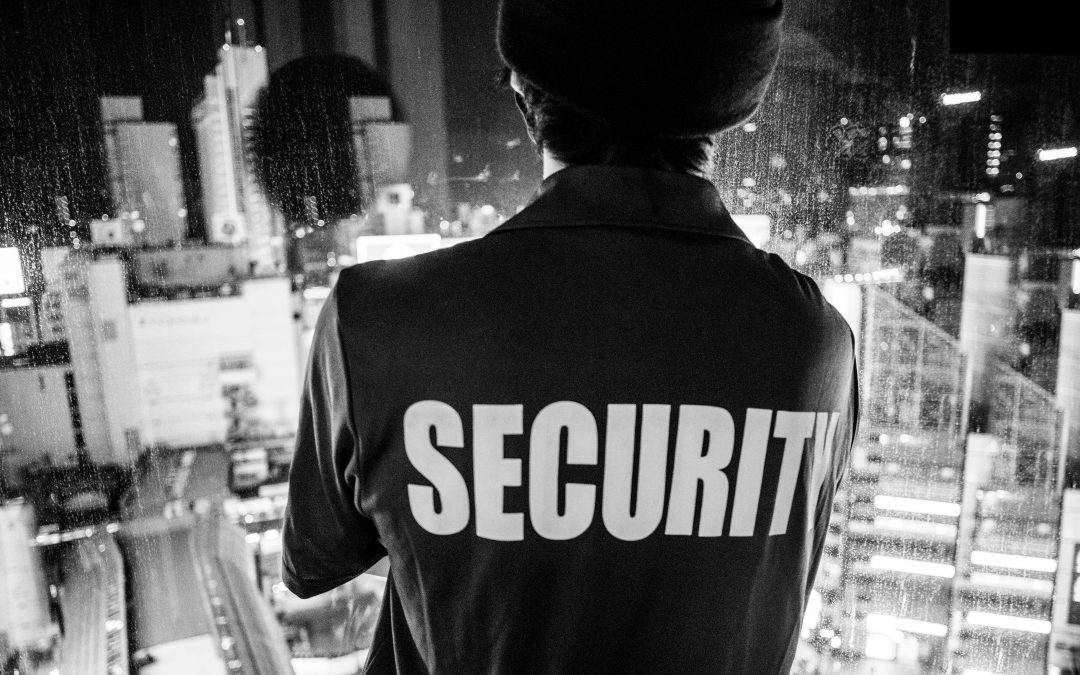 different types of security guard services