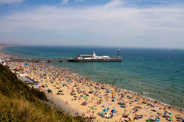 how safe is bournemouth