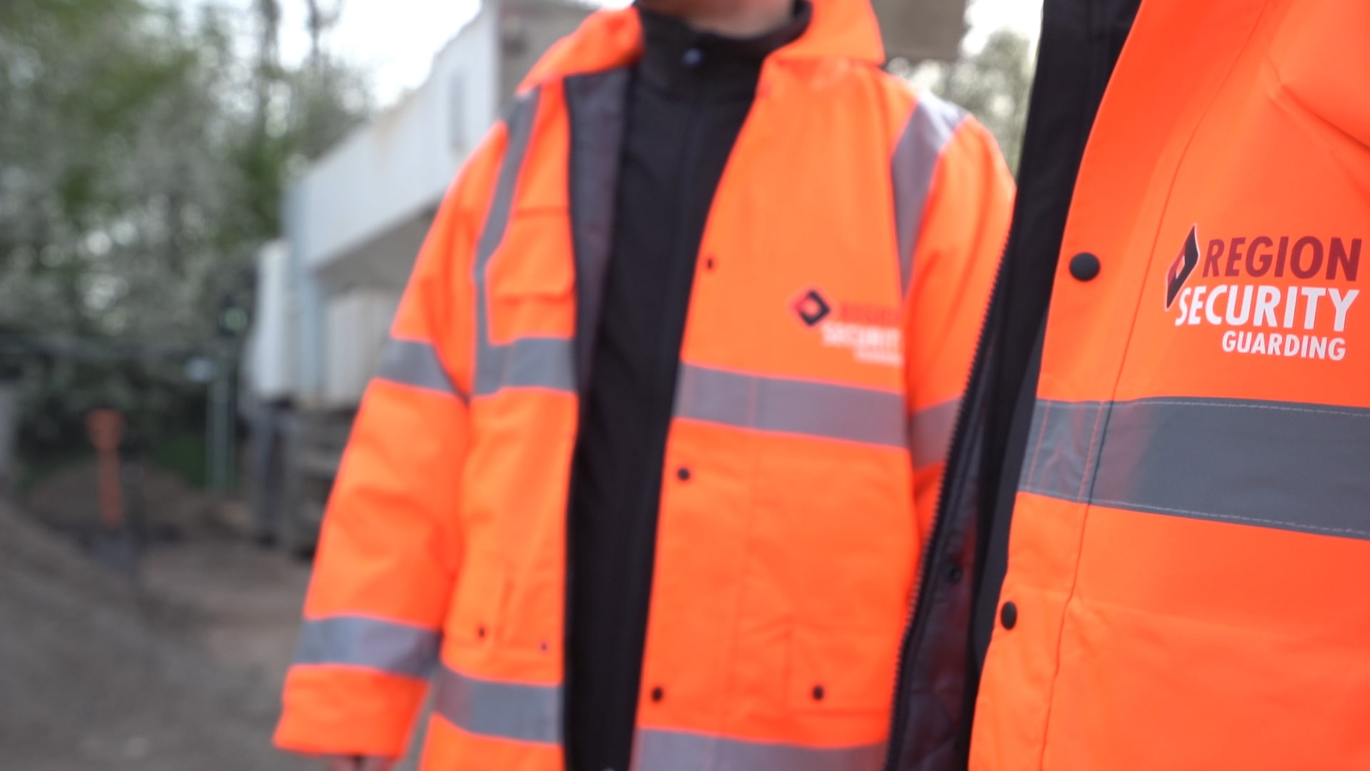 Construction security in Nottingham