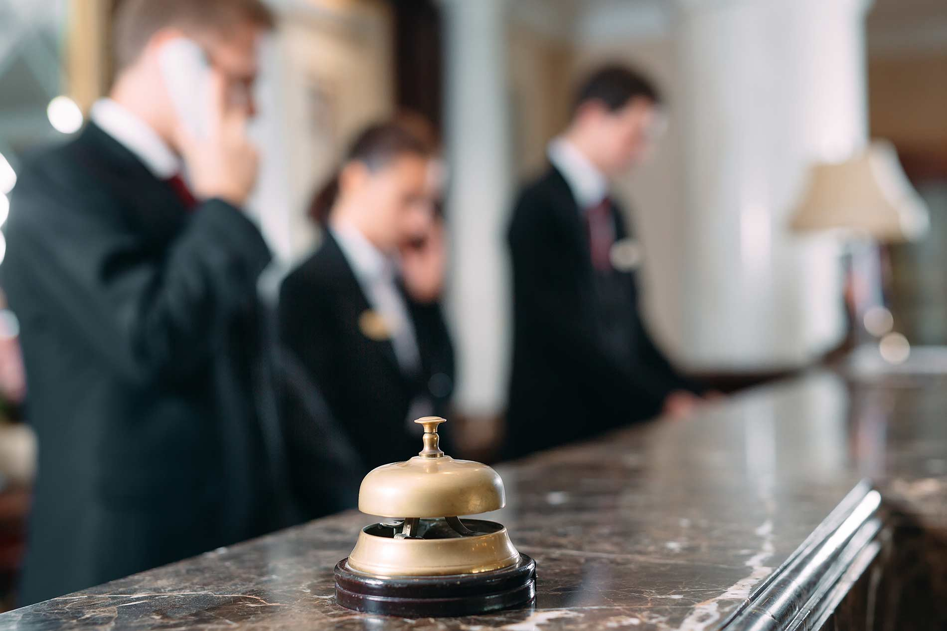 Reception and Building Security in Sheffield