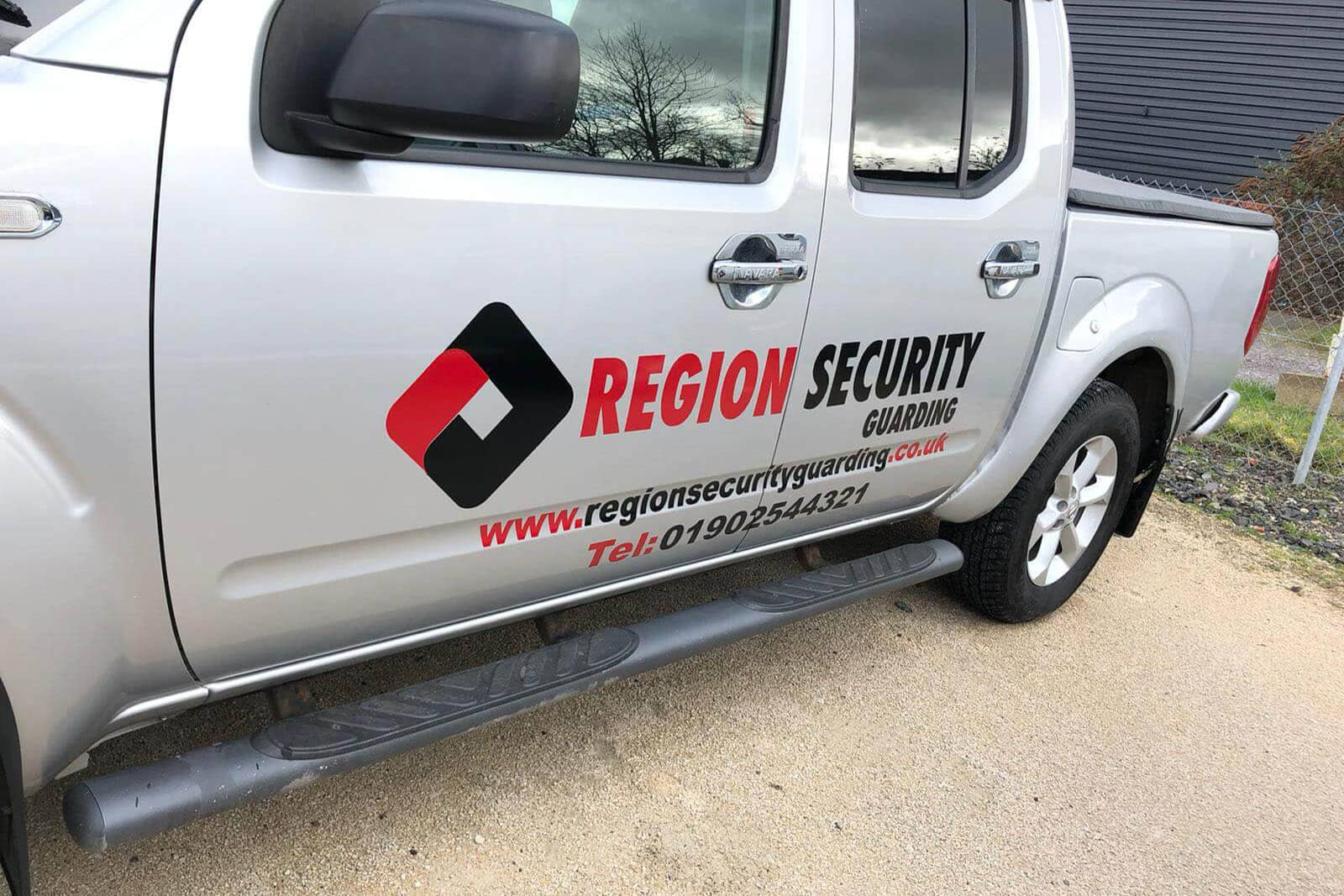 Security firms Dudley