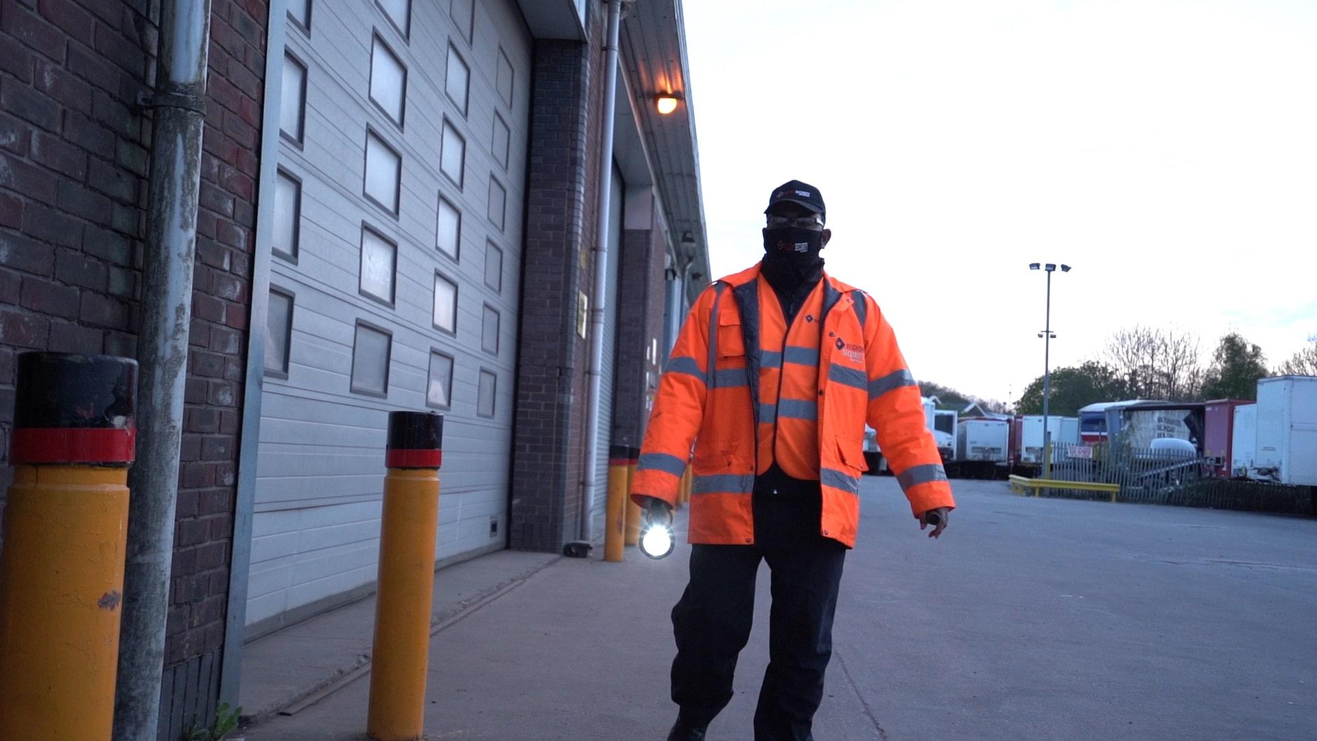 logistics security services